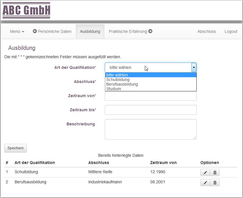 E-Recruiting - Bewerbermanagement-Software - HReCRUITING